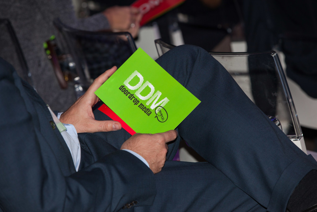DDM: a major case for print media